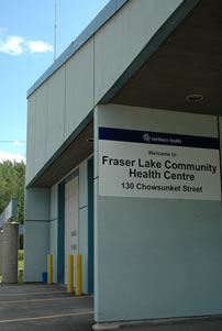 Fraser Lake Community Health Centre