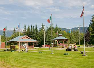 Heritage Park in Kitimat, BC