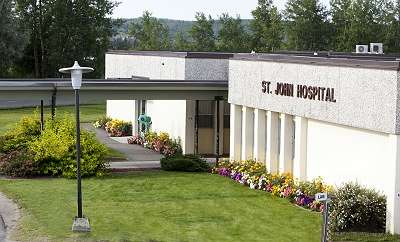 St. John Hospital in Vanderhoof, BC